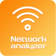 Network analyzer application icon